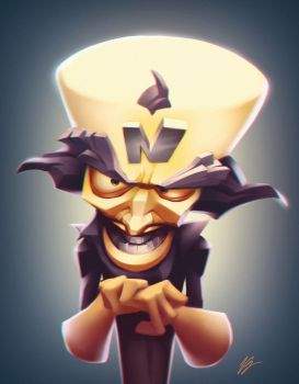 Dr. Neo Cortex by dreelrayk