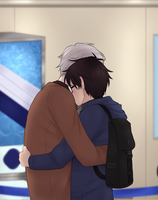 yuri on ice: stay by my side by Zoiekiwi