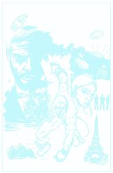OLB Cover Pencils by OneLiveBeast666