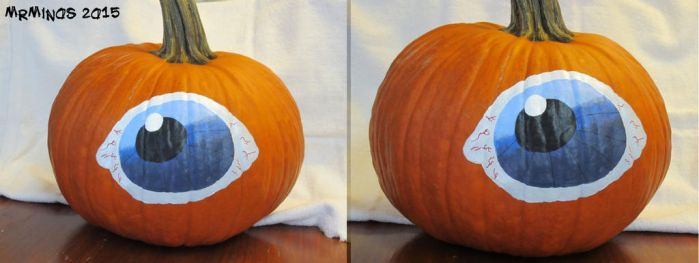 Eye Punkin by MrMinos