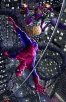 Spiderman by caiocacau