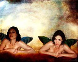 Angels Of Raphael by Canankk