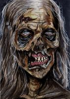 252. The Walking Dead by Christopher-Manuel