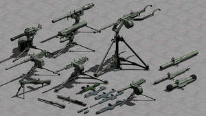 Weapons Display by wbyrd