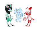 [CLOSED] FTO Birbbun Adoptables by Sneaky-Bean