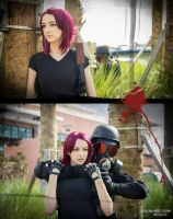 The Encounter by melodoocosplay