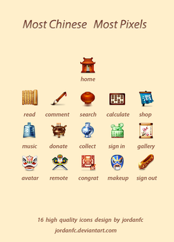 most chinese, most pixels by jordanfc