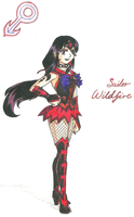 Sailor Wildfire by Yangyang24