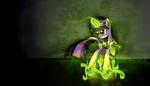 Unspeakable Power by DarkFlame75