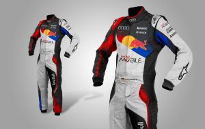 2017 AudiF1 Suits Alpinestar by andwerndesign