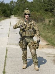 Multicam Gear 2011 Crye by DerRauber