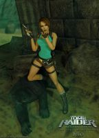 Tomb Raider: Revelations IV Demo Render by Roli29