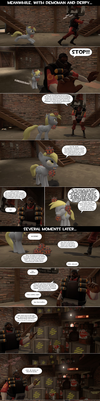 The End of a Running Gag by GeronKizan