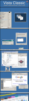 Vista Classic - BETA 2.6 by UkIntel