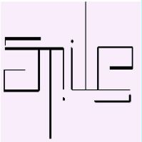 Ambigram: Smile by swatter117