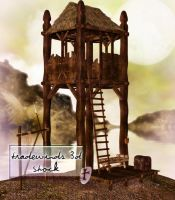 TW3D Tower by TW3DSTOCK