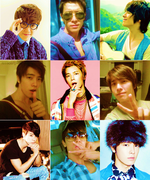 Super Junior - Donghae by anna06i
