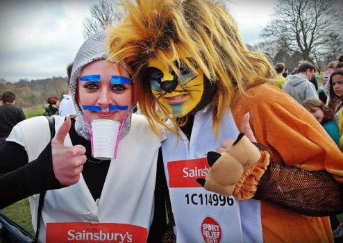 Sports Relief - Image 2 by booblehum