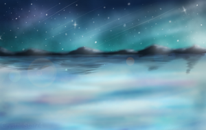 Arctic Evenings by Startist17