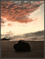 lonely rock by eRiQ