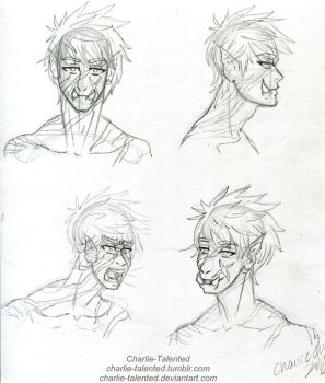 Reyes Emotion Chart by Charlie-Talented