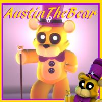 AustinTheBear Persona Release by AustinTheBear