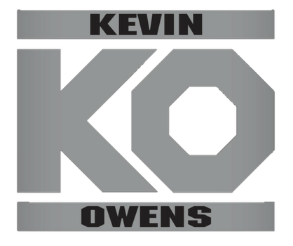 Kevin Owens - LOGO PNG by billiekay-201