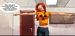 Hannah's Comic Preview Image #6 Color by Pettyexpo