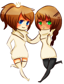 TM Chibi Commission 3 by solarsign