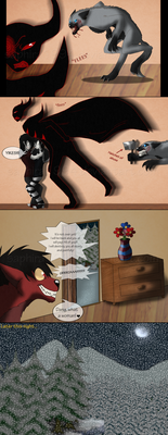 Adventures With Jeff The Killer - PAGE 38 by Sapphiresenthiss