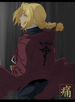 Edward Elric by Dhako889