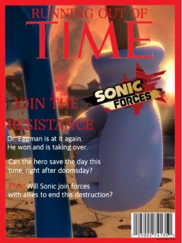 Sonic Exclusive - Time Magazine by sonic171000