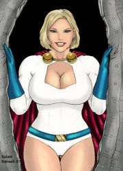Powergirl by goloka