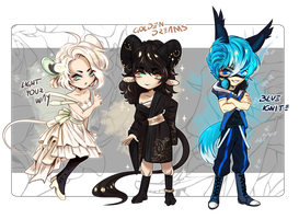 Chibi Adopt Batch - Open by BeIeth