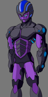 Capsule Corp Battle Suit Mark X by MAD-54