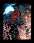 Spider-Man Night time by JackLavy