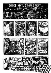 Monster and Girl - Comic - page 1 by alberic