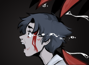 Devilman Crybaby by R0BUTT