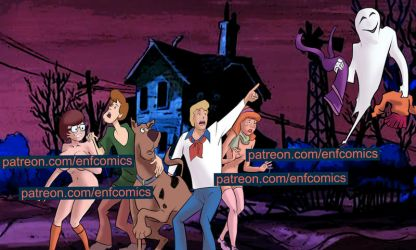 Scooby doo ENF part 3 by TheRafaLee
