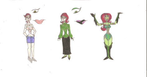 The New Poison Ivy by KOlover12