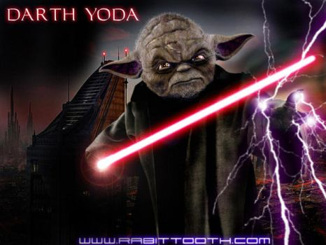 darth yoda by BOBHAL