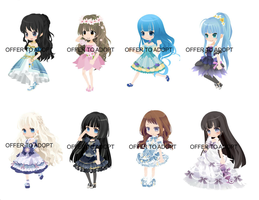 Offer to Adopt - CLOSED by Cute-Point-Adopts