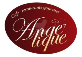 Logo Restaurant Angelique by Darkans