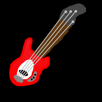 Request: Electric Bass by Alexio-S