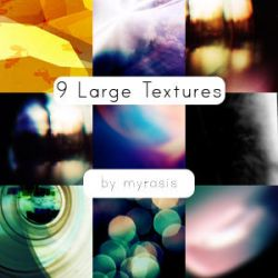 9 Large Random Textures by draconis393