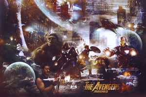 avengers ! by inconditionally