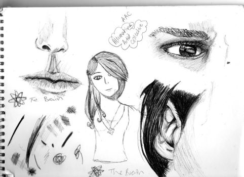 learning to draw with biro by allergic-to-arsenic