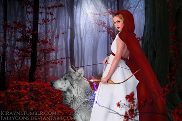 Red Riding Hood by FairyCons