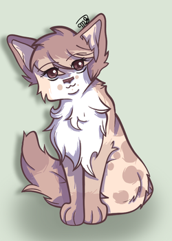 Chia- Request by drawingwolf17