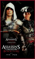AC IV: Liberation continues on Playstation by RBF-productions-NL